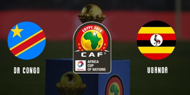 صورة البث المباشر لمباراة الكونغو و أوغندا