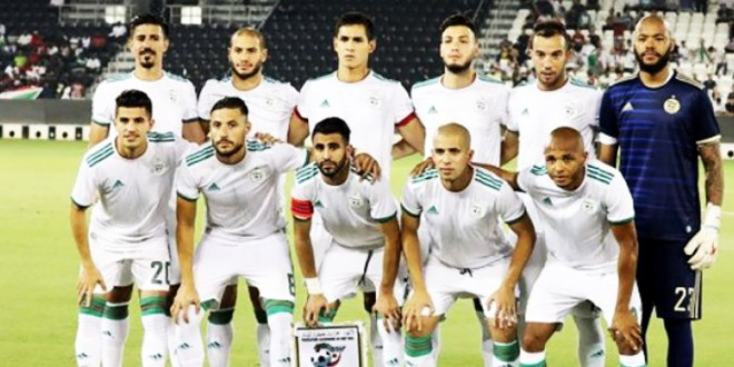صورة منتخب الجزائر يتغلب على كينيا بثنائية-فيديو