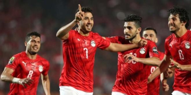 """صورة بعد تألقه في """"الكان"""".. نجم المنتخب المصري على ردار أستون فيلا"""
