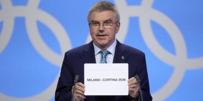 صورة إيطاليا تحظى بشرف تنظيم أولمبياد 2026