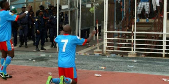 صورة منتخب الكونغو يعتذر بطريقة غريبة بعد خسارته من أوغندا-فيديو