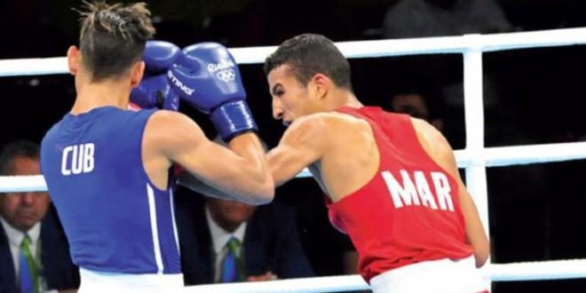 صورة منتخب الملاكمة يستعد للألعاب الإفريقية بكوبا