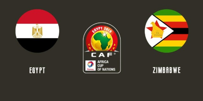 صورة شاهد أهداف مباراة مصر وزيمبابوي