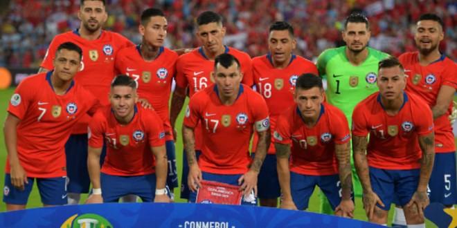 صورة تشيلي إلى نصف نهائي كوبا أمريكا على حساب كولومبيا-فيديو