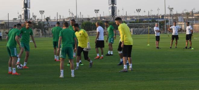 صورة المغرب منقوص من ثلاثة لاعبين قبل مواجهة بنين