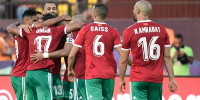"""صورة أبوتريكة للاعب مغربي: """"تسلم رجليك..شرفتنا""""-فيديو"""