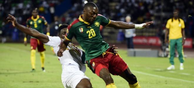 صورة التعادل السلبي ينهي قمة كأس إفريقيا بين غانا والكاميرون-فيديو