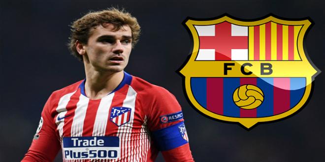 صورة صفقة انتقال غريزمان إلى برشلونة تتأجل