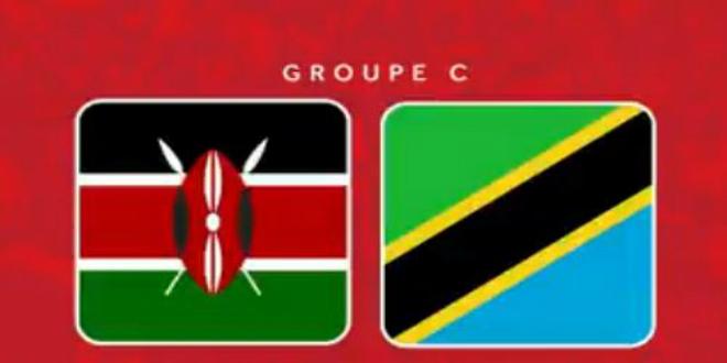 صورة البث المباشر لمباراة كينيا وتانزانيا