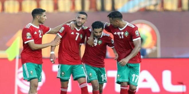 صورة التشكيلة المتوقعة للمنتخب الوطني المغربي أمام ساحل العاج