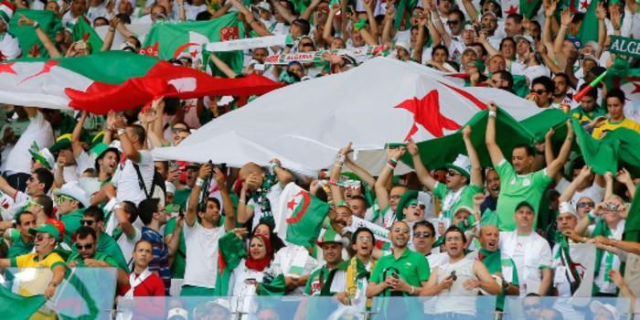 صورة اللجنة المنظمة لكأس إفريقيا تزف خبرا سعيدا لجماهير الجزائر