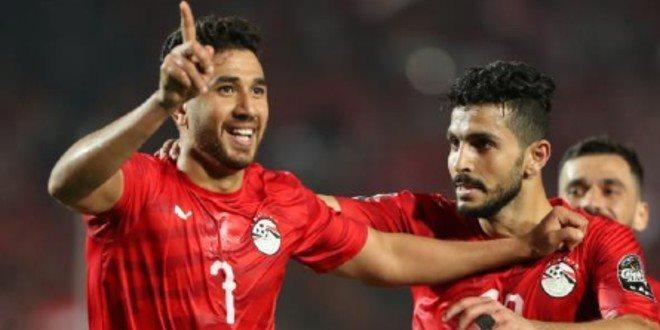 صورة منتخب مصر يحقق أول فوز في افتتاح الكان