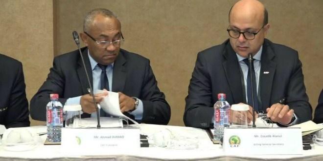 """صورة بعد فضيحة رادس.. الـ""""كاف"""" يغير نظام نهائي دوري أبطال إفريقيا والكونفدرالية"""