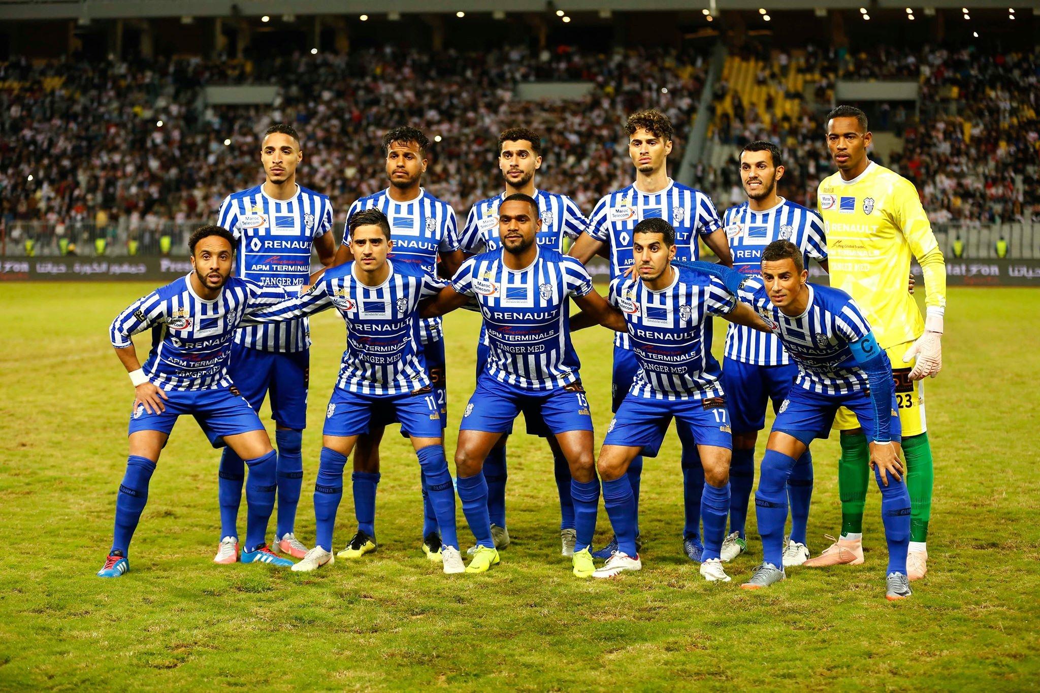 صورة اتحاد طنجة يفسخ عقود لاعبين أجانب ويعير الثالث