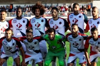 تشكيلة أولمبيك آسفي الرسمية لمواجة الرفاع البحريني