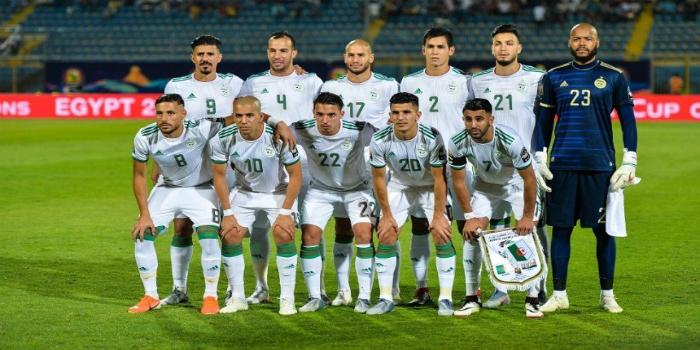صورة صدمة كبيرة للمنتخب الجزائري قبل لقاء نيجيريا