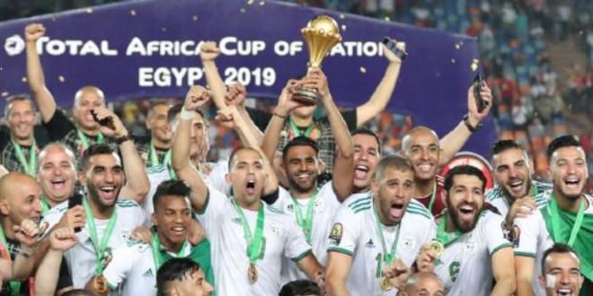 صورة الجزائر مرشحة لتعويض الكاميرون في تنظيم أمم إفريقيا 2021