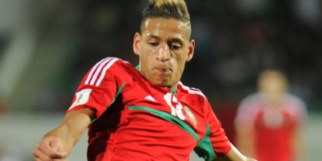 صورة دولي مغربي ينتقل إلى الدوري التركي