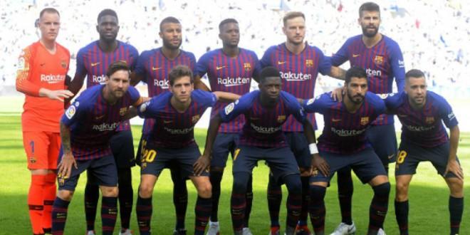 صورة مصحة برشلونة تستقبل إصابة جديدة خلال أسبوع الفيفا