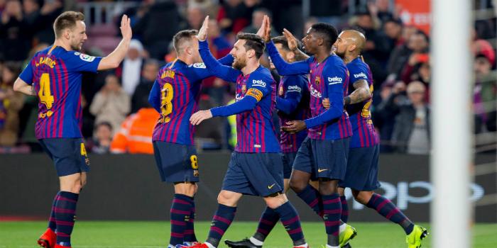 صورة خبر سار لبرشلونة قبل مباراة بيتيس