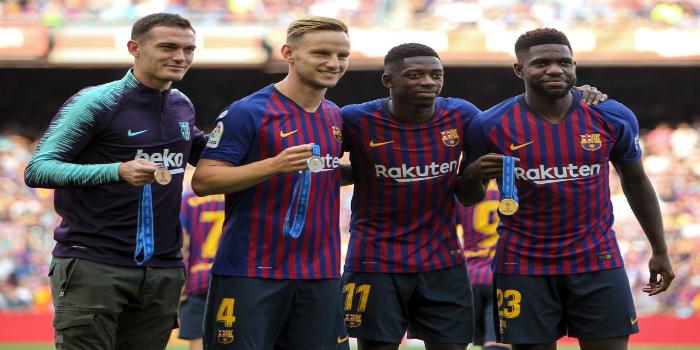 صورة نجما برشلونة محط اهتمام أرسنال ومانشستر يونايتد