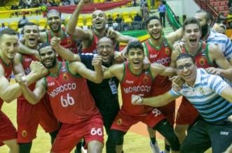 """المنتخب الوطني لكرة السلة رابعا في بطولة """"أفروكان"""""""