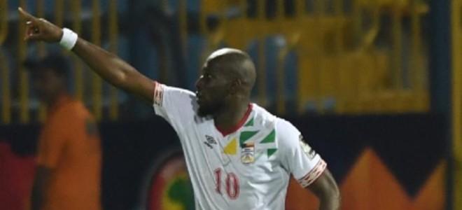 صورة لاعب منتخب بنين: لا نرغب في العودة إلى ديارنا مبكرا