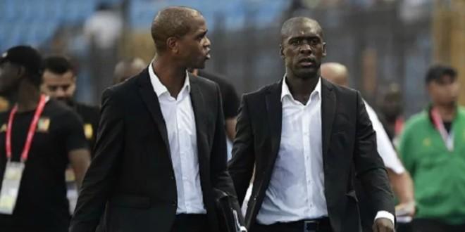 صورة رسميا.. إقالة سيدورف من تدريب منتخب الكاميرون