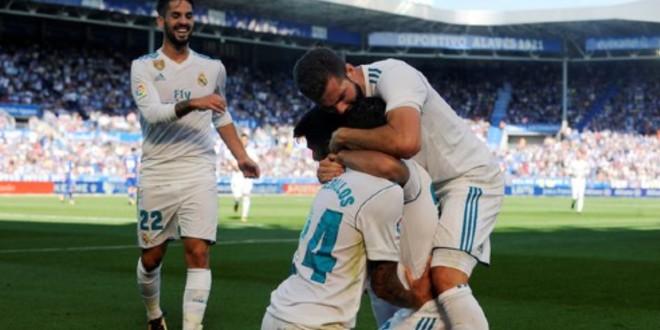 صورة رسميا .. آرسنال يتعاقد مع متوسط ميدان ريال مدريد