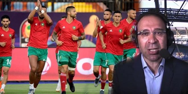 Photo of الشوالي يتحدث عن مستوى المنتخب المغربي في دور المجموعات
