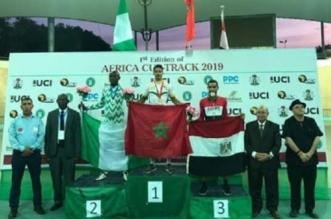 المنتخب الوطني للدراجات يحصد مداليتين في البطولة الإفريقية للدراجات
