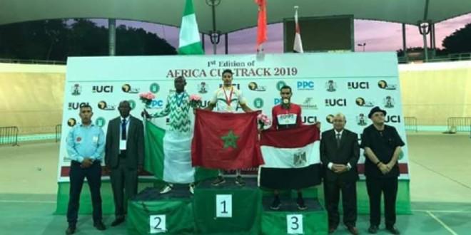 صورة المنتخب الوطني للدراجات يحصد مداليتين في البطولة الإفريقية للدراجات