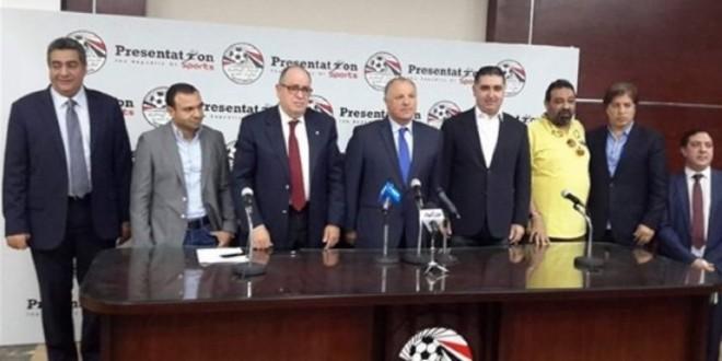 صورة رسميا.. فيفا يحل الاتحاد المصري لكرة القدم