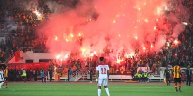 """صورة الـ""""كاف"""" تعاقب الترجي التونسي بسبب نهائي دوري الأبطال"""