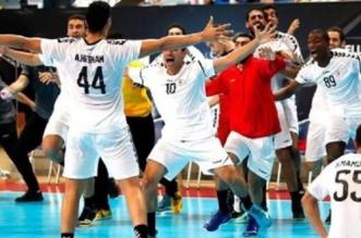 المنتخب المصري للشباب يحقق برونزية مونديال اليد