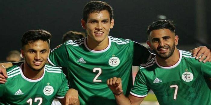 Photo of فيديو هدف الجزائر الأول أمام نيجيريا وجنون حفيض الدراجي