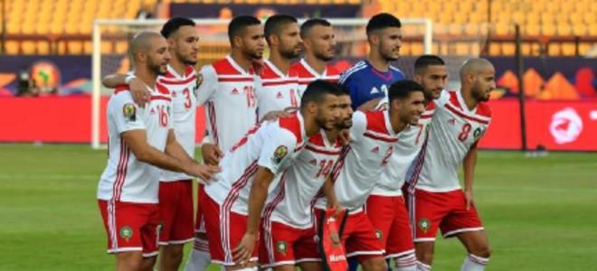 صورة تشكيلة المنتخب المغربي المتوقعة أمام البنين
