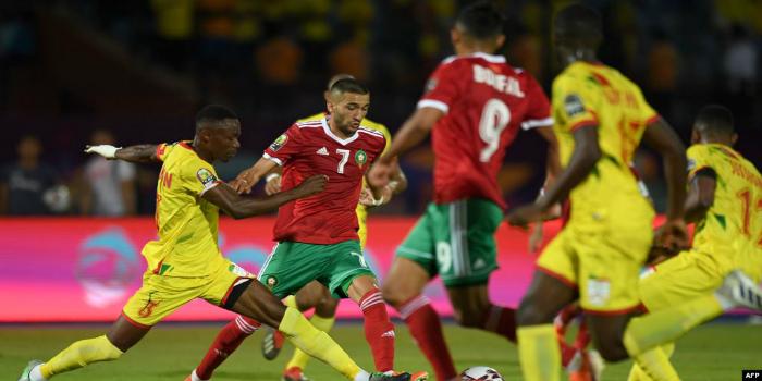 """صورة نجم منتخب السنغال: """"لم نتفاجأ من انتصار بنين على المغرب"""""""