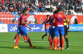 المغرب التطواني يواصل نتائجه الإيجابية على حساب رجاء بني ملال
