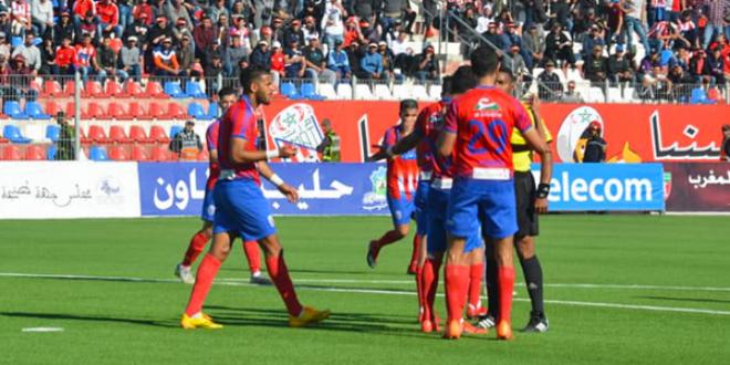 صورة رسميا.. المغرب التطواني يعلن عن صفقته الثامنة