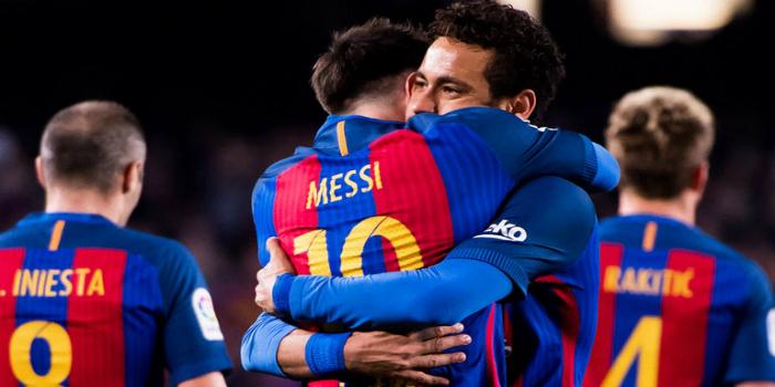 صورة ميسي يرحل عن برشلونة لهذا السبب!