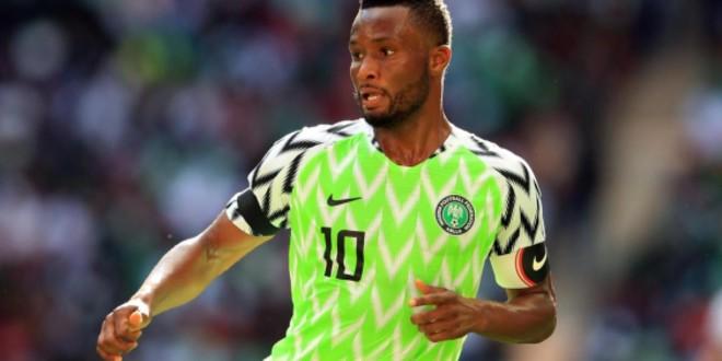 صورة قائد منتخب نيجيريا يعلن اعتزاله اللعب دوليا