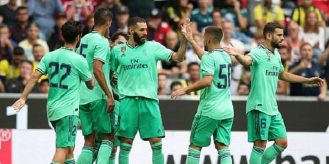 صورة رسميا ريال مدريد يعير لاعبه الجديد