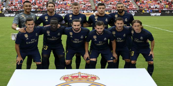 صورة ريال مدريد يعلن عن إصابة لاعبه الجديد