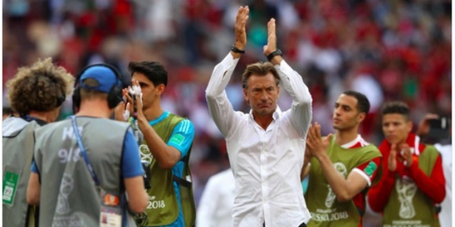 """صورة رونار: """"كنا نتمنى الأفضل خلال كأس أمم إفريقيا لكن هذا حال كرة القدم"""""""