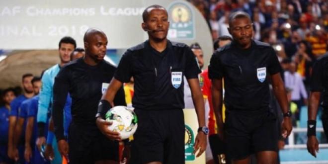 """صورة """"الكاف"""" تعين حكم نهائي كأس أمم إفريقيا"""