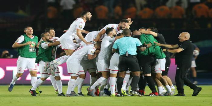 صورة المنتخب التونسي يضرب مدغشقر بثلاثية ويعبر إلى المربع الذهبي لأمم إفريقيا