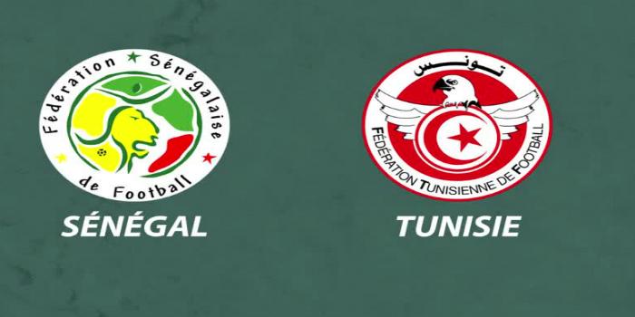 صورة البث المباشر لمباراة تونس والسينغال