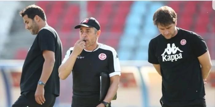 صورة المنتخب التونسي يعلن إقالة مدربه آلان جيريس