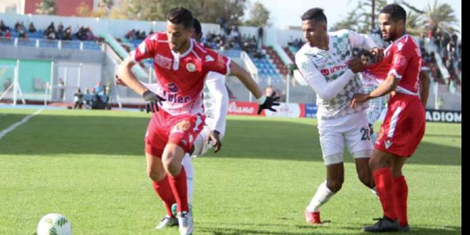 صورة صفقة تبادلية بين الدفاع الحسني الجديدي والوداد الرياضي